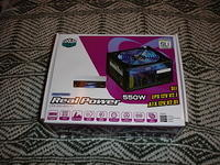 Real Power 550W SLI Ready ACLY