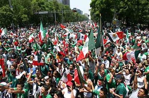 México 3, Irán 1