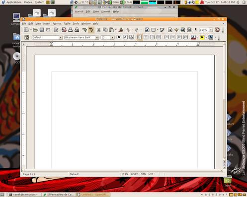 OpenOffice.org 2.0.4