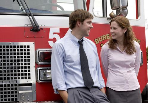 Jim y Pam