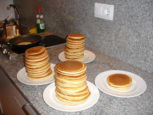 Los hotcakes