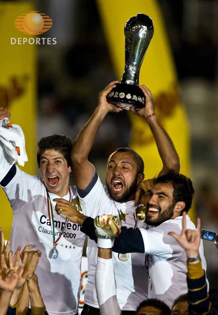 Pumas Campeón