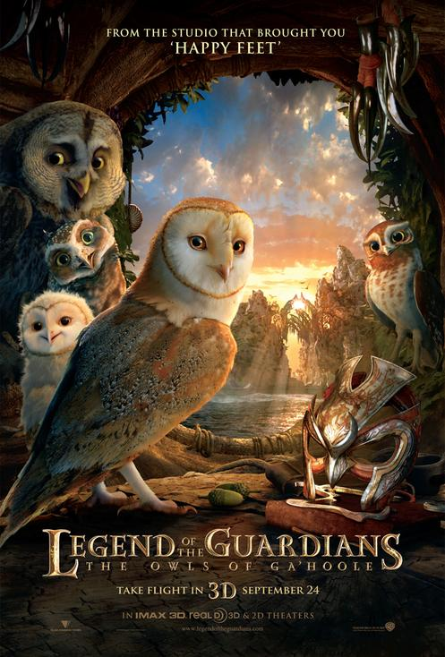 Legend of the Guardians: The Owls of Ga'Hoole