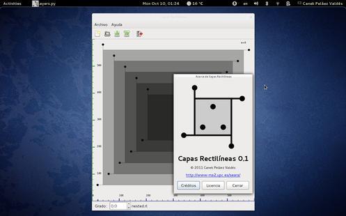 RLayers en Linux, versión bonita