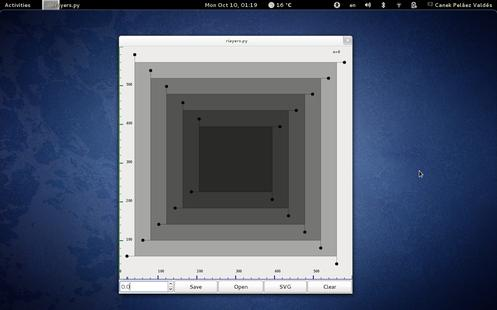 RLayers en Linux, versión simple