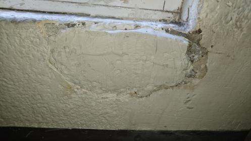 Cemento raspado