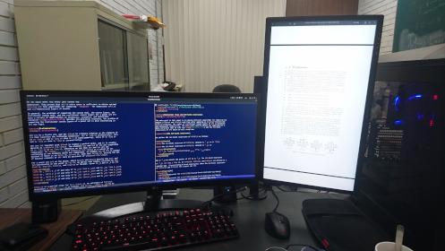 Doble monitor